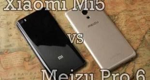 Migliori smartphone – Xiaomi Mi5 vs Meizu Pro 6: confronto con foto!