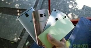 Xperia X Performance vs OnePlus 3 vs Galaxy S7 vs iPhone 6s: la sfida per il miglior comparto fotografico