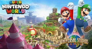 Raggiunto l'accordo per il parco a tema Mario, si chiamerà Super Nintendo World