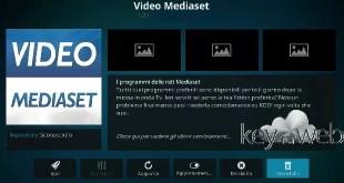Kodi: Vedere i programmi Mediaset come Le Iene sul noto Media Player