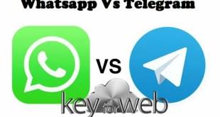 WhatsApp Vs Telegram: le due app a confronto