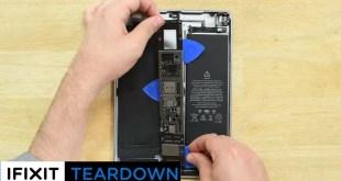 Teardown iPad Pro 10.5: bello da vedere ma difficile da riparare