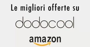 Nuovi coupon Amazon per i prodotti dodocool