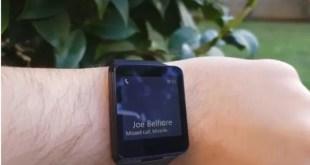Un prototipo di smartwatch Nokia simile ad Apple Watch