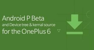 Android P disponibile per OnePlus 6 la developer preview