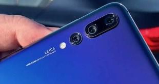 Huawei P20 Pro, aggiornamento con patch di giugno e modifiche alla fotocamera