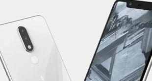 Un primo sguardo a Nokia 5.1 Plus, il medio gamma con Notch di HMD Global