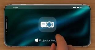 iPhone XI, il melaphonino dotato di Apple A12 e proiettore si mostra in un video concept