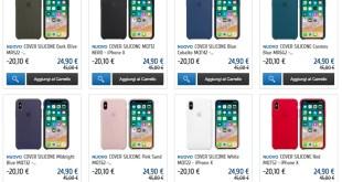 Su i-parts le cover originali Apple a partire da 19,90€