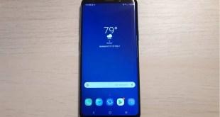 Samsung Galaxy S9 e Android 9 Pie appuntamento a gennaio