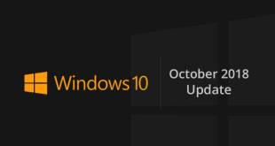 Windows 10 October 2018 Update, segnalati diversi casi di cancellazione file