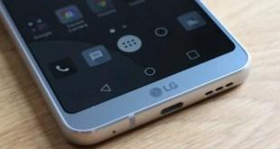 LG G6, Android 9 più vicino secondo GeekBench