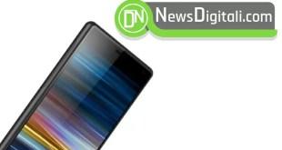 Sony Xperia XA3 è lo smartphone più orrendo del 2019
