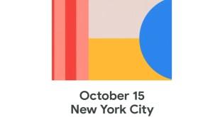 Made By Google 2019: il 15 Ottobre saranno svelati i Pixel 4