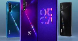 Huawei Nova 5T è ufficiale, arriverà anche in Europa