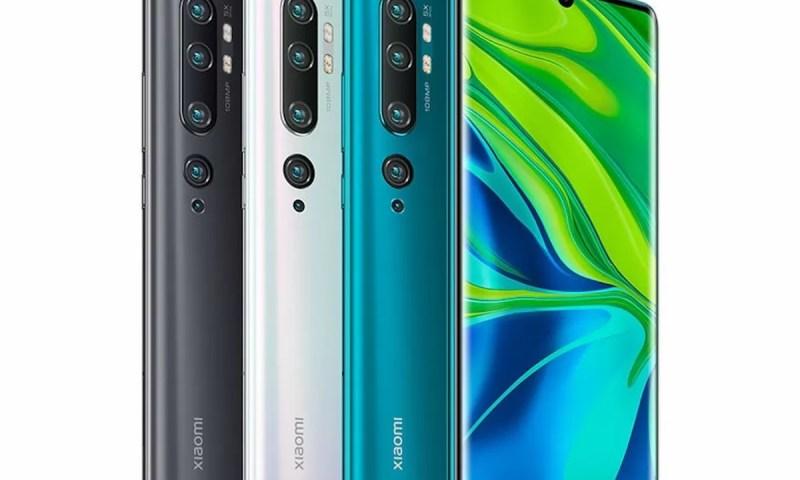 Xiaomi Mi CC9 Pro ufficialmente presentato