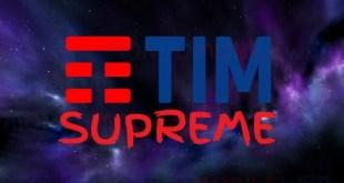 TIM Supreme New: le offerte ancora disponibili a giugno 2020