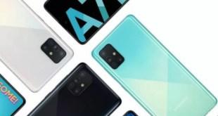 Svelato il nuovo Samsung Galaxy A71 con Android 10
