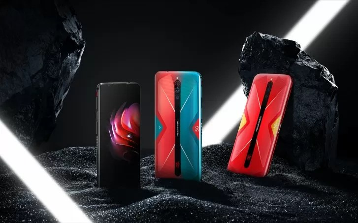 Nubia Red Magic 5G: scovate nuove opzioni segrete