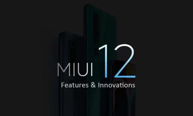 Redmi Note 9s riceve MIUI 12