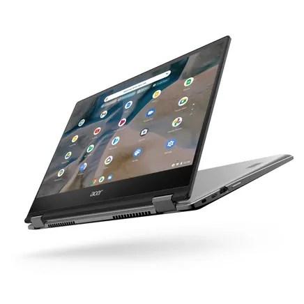 Chromebook: mercato in crescita grazie alla pandemia