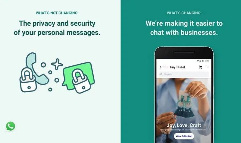 Whatsapp aggiorna la Privacy Policy