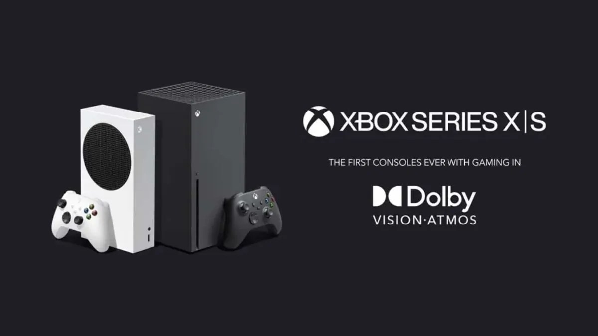 Xbox Series X|S supportano il Dolby Vision Atmos