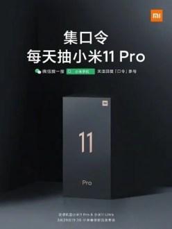 Xiaomi Mi 11 Ultra e 11 Pro confermati per la prossima settimana, ecco quando li vedremo
