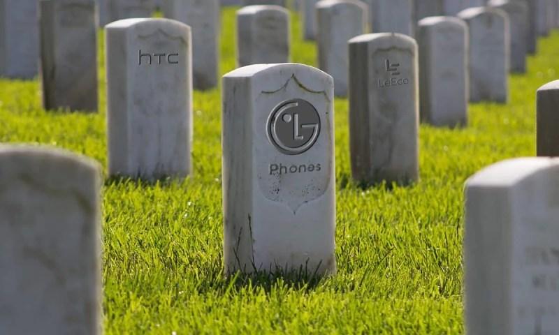 LG potrebbe non vendere più smartphone a partire dal 5 Aprile