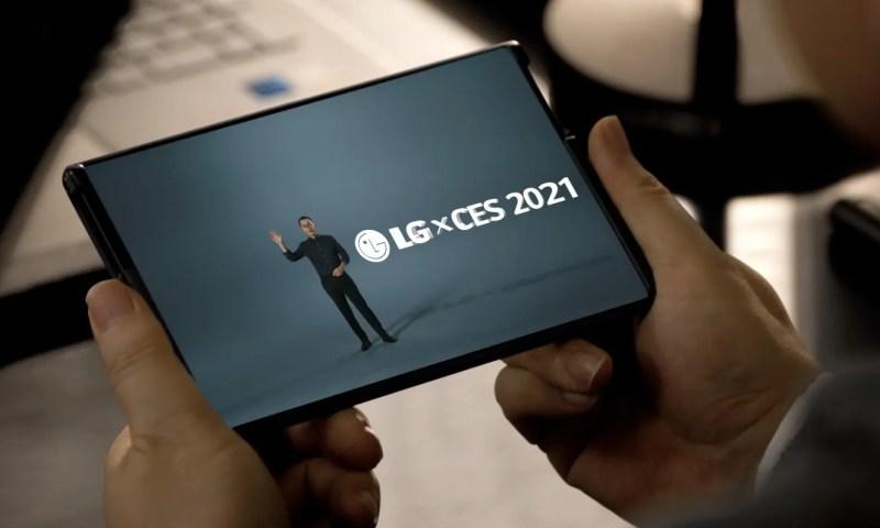 LG sta continuando a vendere smartphone e prototipi, ma solo ai dipendenti
