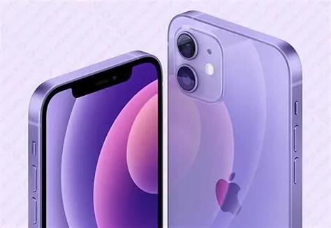 iPhone 12 e 12 mini: la nuova colorazione Purple è in preordine