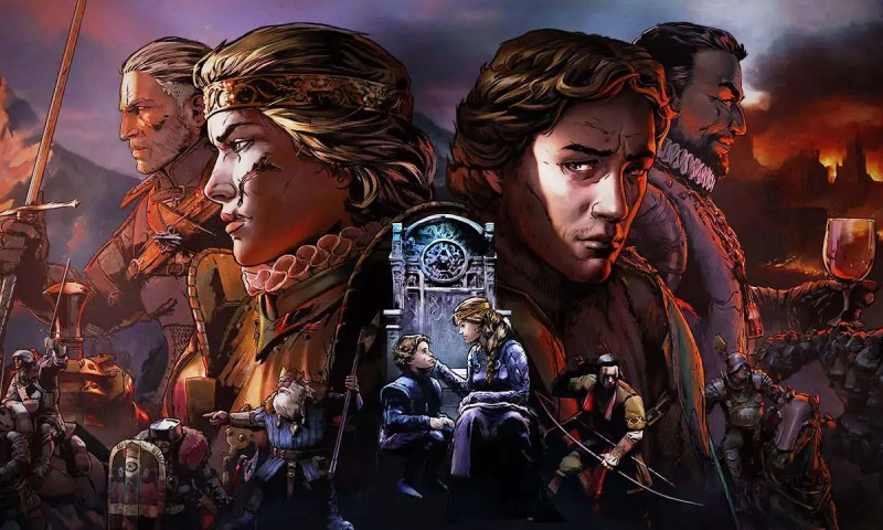 Thronebreaker: The Witcher Tales arriverà su Android