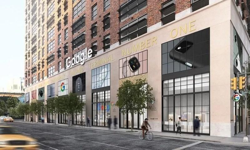 Google aprirà il suo primo negozio fisico a New York
