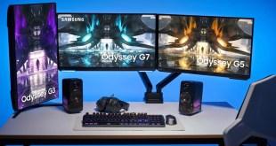 Samsung presenta i nuovi monitor gaming Odyssey 2021