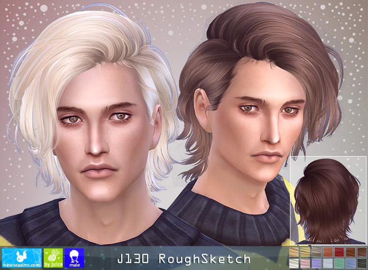 Top 10 Best Sims 4 Male Hair Cc Mods Sims4mods
