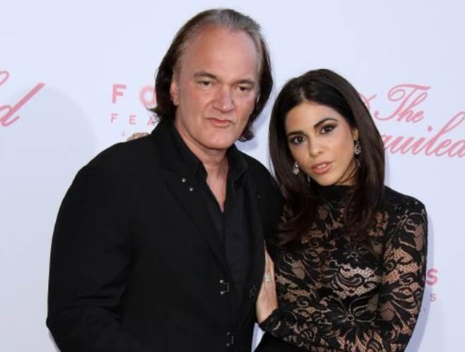 Quentin Tarantino si sposa. A 54 anni all'altare con Daniela Pick