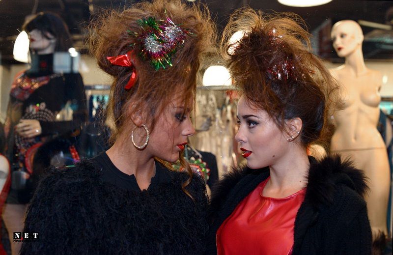 События моды в Турине коммерческий центр Palatino мода италия