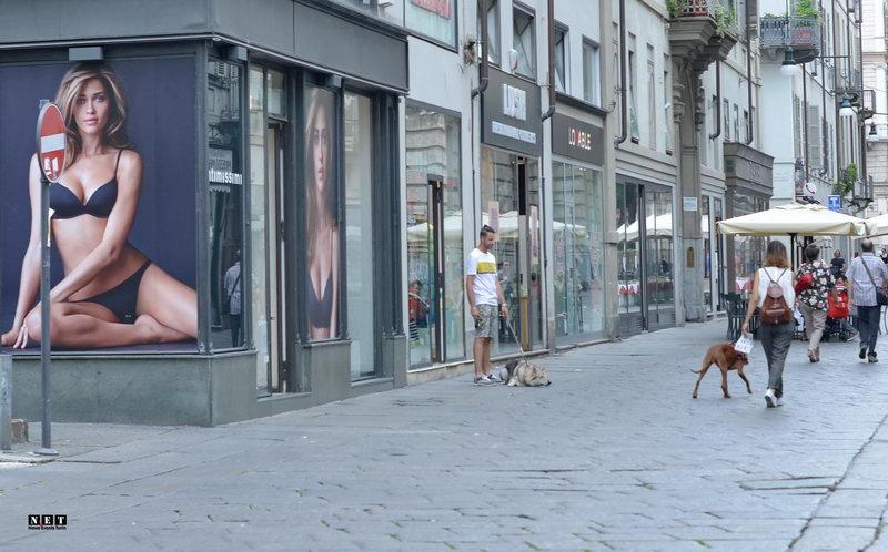 Фотографии центра города Турин Италия