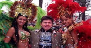 Карнавалы Италии фестиваль фото
