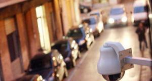 Камеры наблюдения в Турине Италия