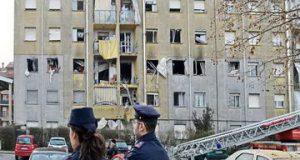 Взрыв бытового газа в Турине