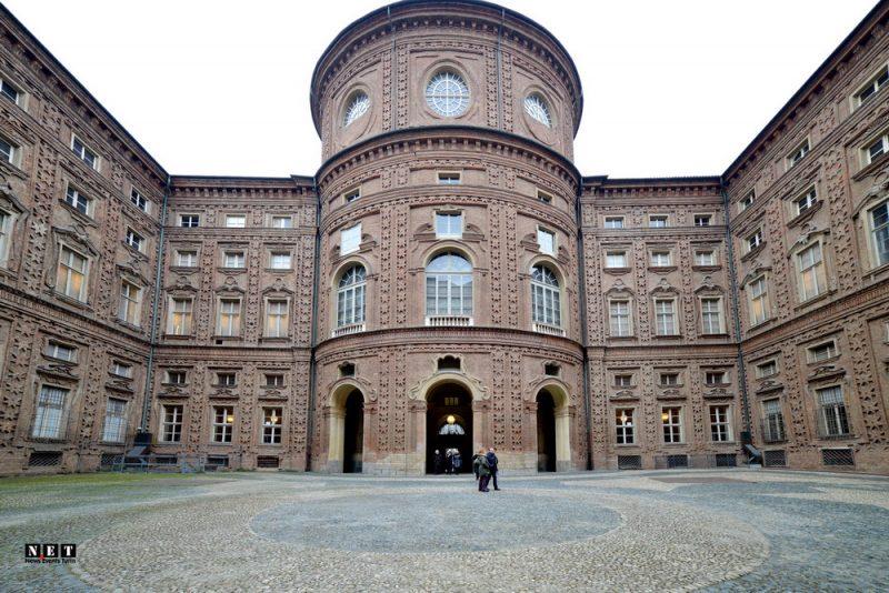 Первый итальянский парламент в Турине