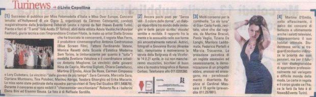 News Events Turin su CronacaQui Torino