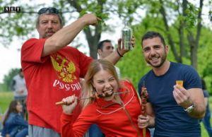 Русские турина и пьемонта встречи шашлык пикник