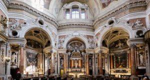 Церковь сан лоренцо Турина
