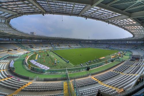 Олимпийский стадион в Турине