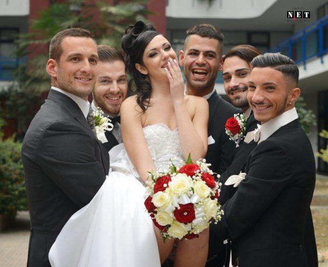 Профессиональный свадебный фотограф в Италии