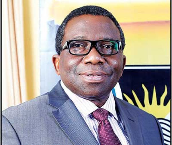 •Health Minister, Prof Isaac Adewole