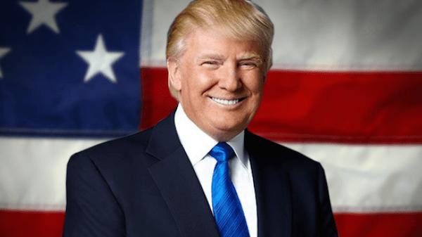 •U.S. President Donald Trump.