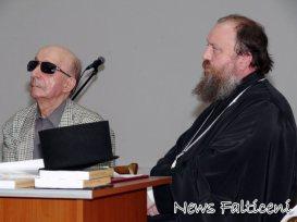 Arhimandrit Timotei si Eugen Dimitriu